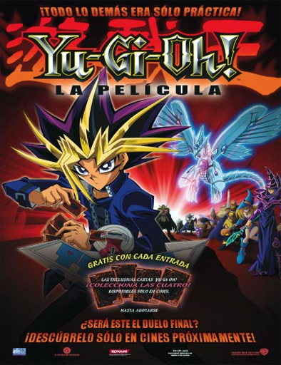 Ver Yu-Gi-Oh! la película: La pirámide de la luz (2004) Online