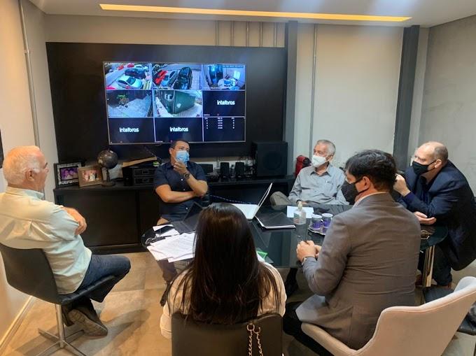 Jorge Quintino debate Energia Renovável com especialistas de Recife