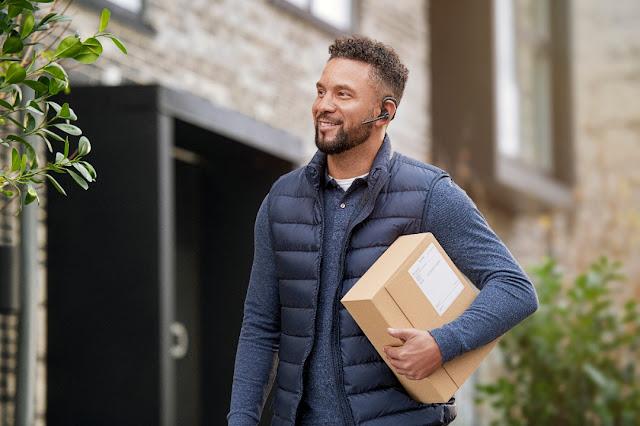 Targeting Last Mile Delivery Men