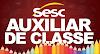 Sesc abre nova seleção para candidatos com nível médio - Auxiliar de Classe!