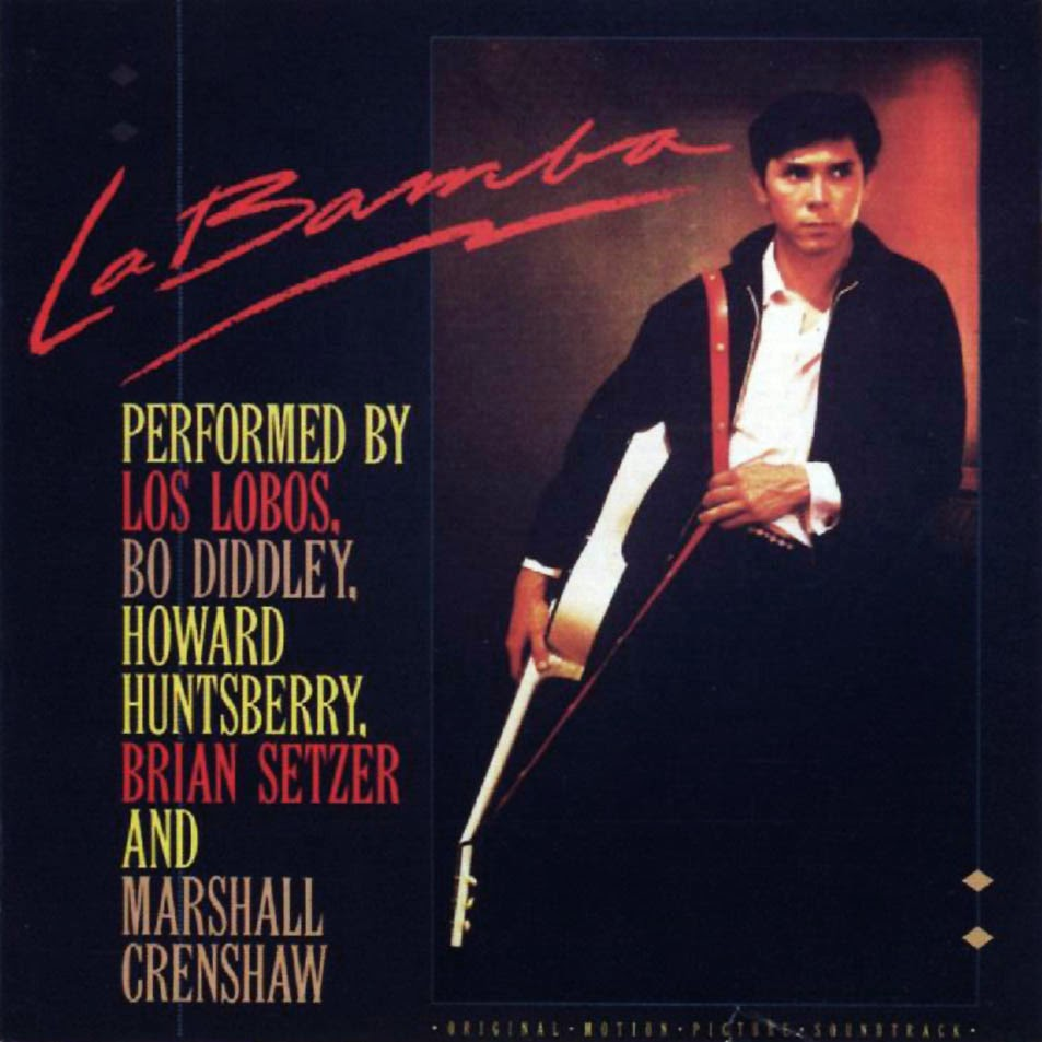 ideas for photo album covers - 1987 Soundtrack La Bamba GammaVirtual