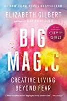 My Favorite Things List, Big Magic, www.justteachy.com