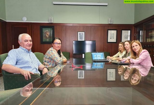 El Cabildo y Red Eléctrica formarán al personal de Medio Ambiente sobre el impacto de las líneas eléctricas y avifauna