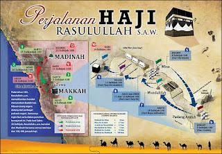 Peta Haji - Haji ONH Plus