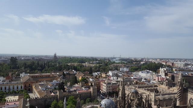 Sevilla, Andalucía, España, Elisa N, Blog de Viajes, Lifestyle, Travel