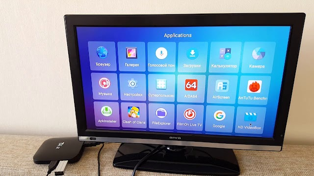 Make your TV turn into Smart TV