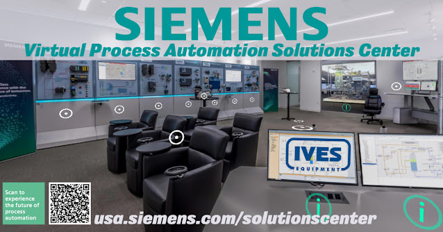 Siemens Virtual Process Automation Solutions Center