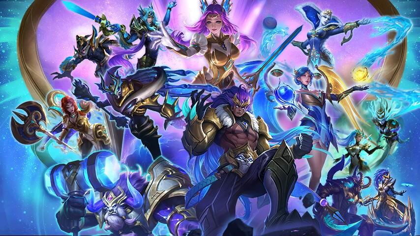 Daftar Nama Hero Mobile Legends Lengkap & Terbaru 2021