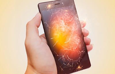 Suhu Smartphone yang Meningkat