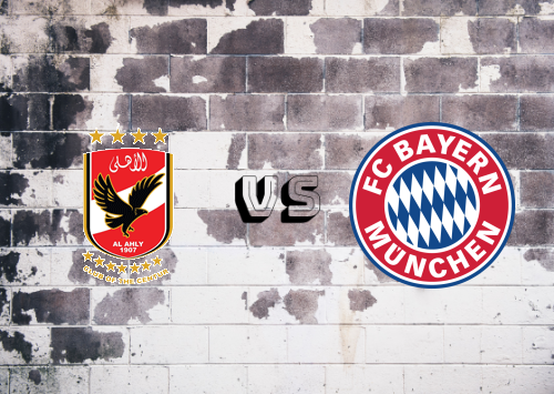Al Ahly vs Bayern München  Resumen y Partido Completo