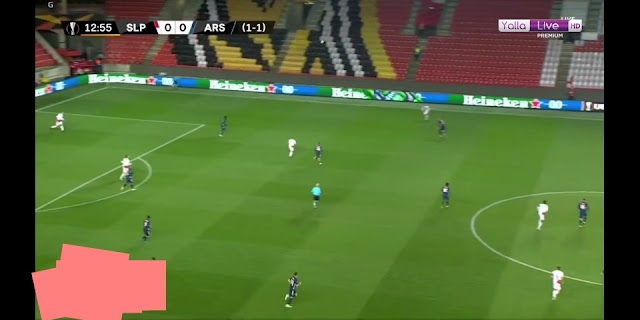 ⚽⚽⚽⚽ Europa League Slavia Prague Vs Arsenal Live Streaming ⚽⚽⚽⚽