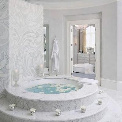 Contoh kamar mandi kering minimalis