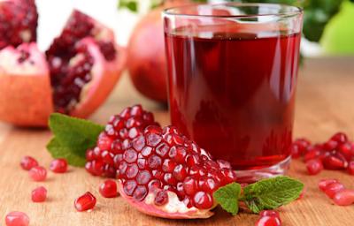 Benefits Of Pomegranate Juice