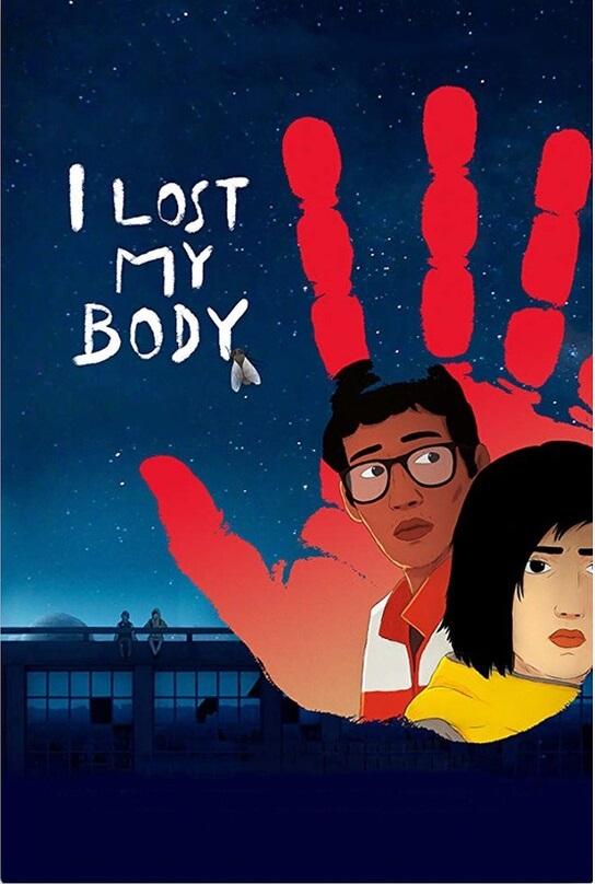 Perdí mi cuerpo [2019] [CUSTOM HD] [DVDR] [NTSC] [Latino]