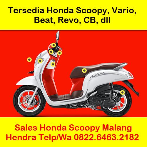 CASH/KREDIT!! WA 0822.6463.2182, Jual Honda Scoopy Kota Malang 2020, Harga Honda Vario 150 Kota Malang
