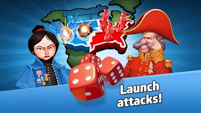Game RISK Global Domination MOD APK Premium Terbaru