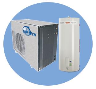 Giải pháp lắp đặt máy bơm nhiệt nước nóng cho gia đình - 218323