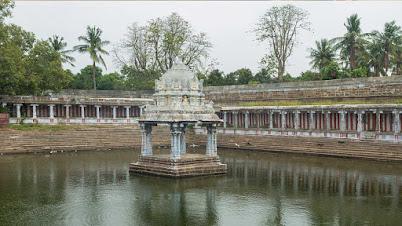 कांचीपुरम मंदिर पुष्करणी (तामिळनाडू)