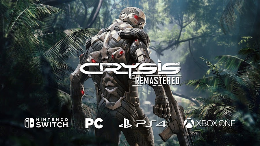 crysis remastered leaked pc ps4 ps5 xb1 xsx 2007 first-person shooter game nomad crytek electronic arts 2020