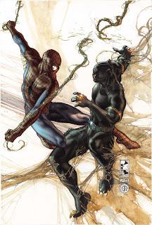 Spiderman+Black+Panter