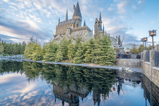 Universal Studios Japan Harry Potter Places to visit
