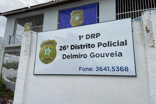Operação  prende três  pessoas por crimes de homicídio, estupro de vulnerável e tráfico ocorridos  em Delmiro Gouveia