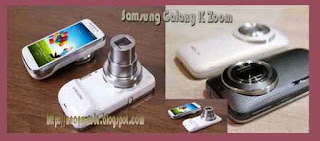 Gadget Terbaru Samsung Galaxy K-Zoom