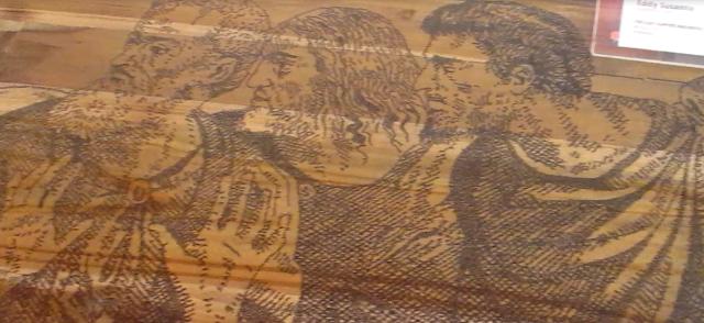 museum tumurun art aksara jawa