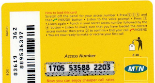 recover over scratched mtn voucher