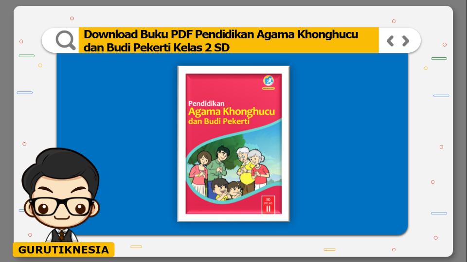 download buku pdf pendidikan agama khonghucu dan budi pekerti kelas 2 sd
