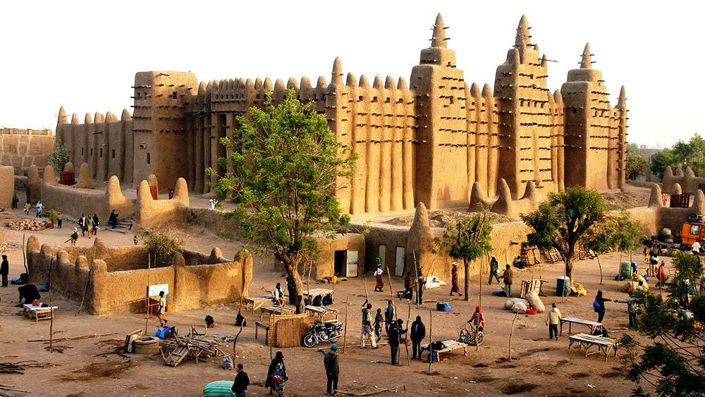 Timbuktu Sebagai Pusat Intelektual