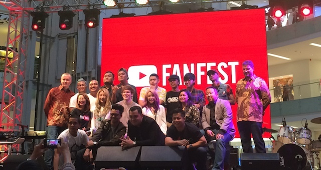 YouTube FanFest 2016 Live Streaming NOW !!!