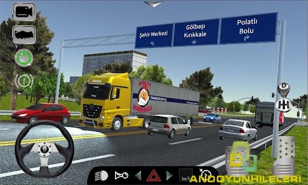 Cargo Simulator 2019 Türkiye Sınırsız Kaynak Hileli APK v1.51