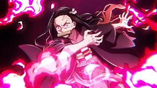 鬼滅の刃アニメ 劇場版 無限列車編 竈門禰豆子 | Demon Slayer Mugen Train