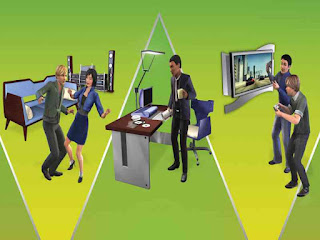 The Sims 3 High End Loft Stuff PC Game Free Download
