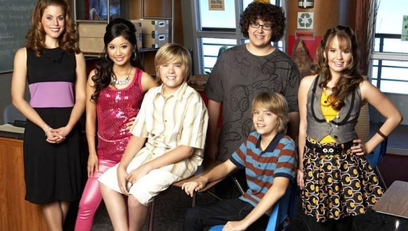 Zack ve Cody' nin Lüks Yaşamı Dizi İzle - Tek Parça Bütün Bölümleri