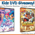 Shimmer and Shine + Blaze DVD Prize Pack Giveaway!