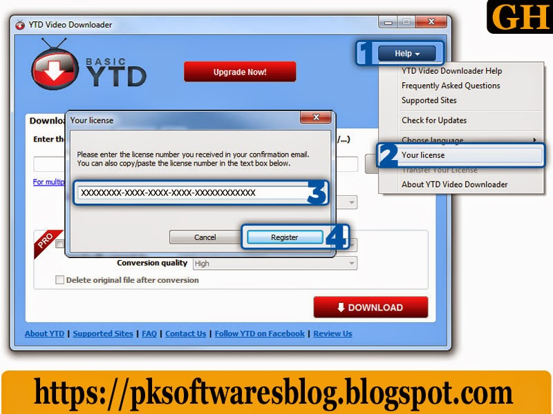 ytd pro crack 6 with full version download free