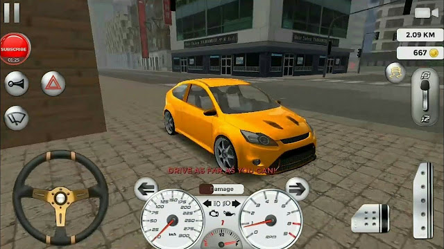 Real driving 3d game play - how to play 3d games