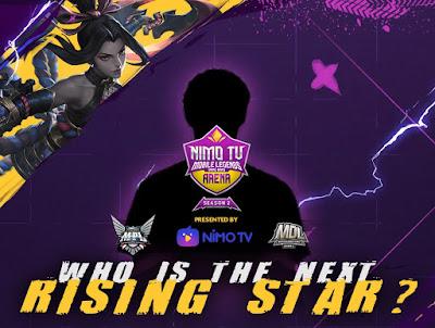nimo tv next rising star