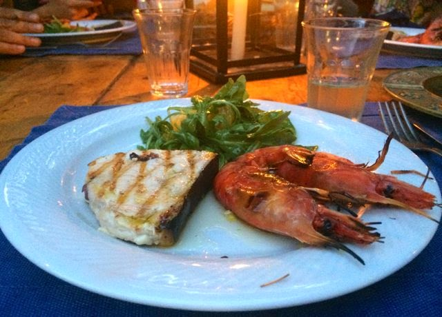 Where to eat in Ponza