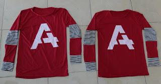 Jual Online Kaos Couple Murah Jakarta Bahan Spandex Terbaru