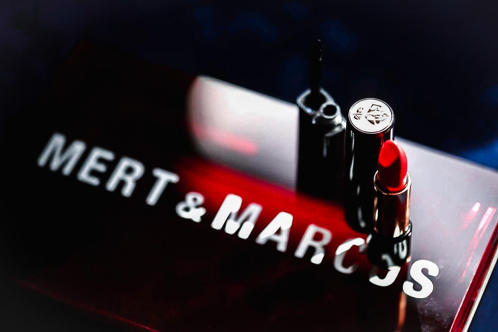 Lancôme Mert Marcus Maquillage avis