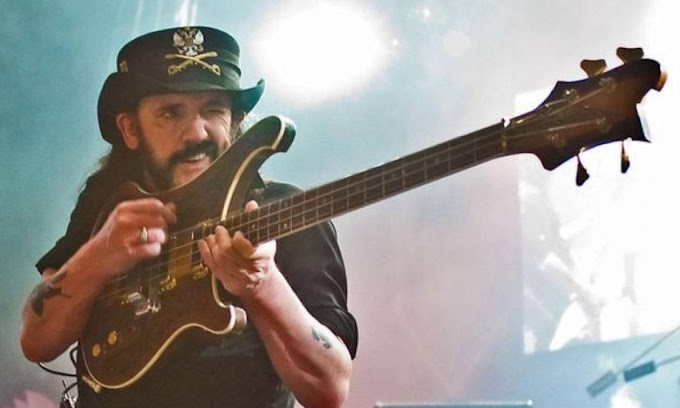 ¡Las cenizas de Lemmy fueron puestas en balas y luego fueron regaladas!