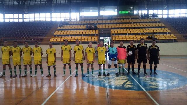APURE: Raúl Leoni logro clasificación al nacional categoría sub 20 de Futsal