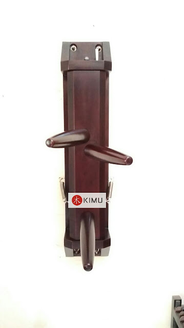 KIMU Wall Recoil Wooden Dummy