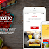 Free Recipe App UI PSD for Ios and Android - Follow