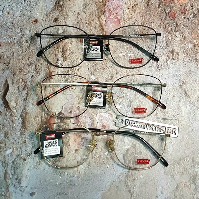 LEVIS eyewear 2019 眼鏡經典的鏡款