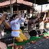 Doa Bersama Personil Polda Bali Untuk Antisipasi Pandemic Covid-19.