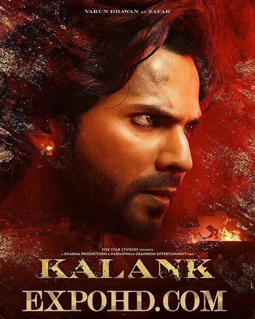 Kalank 2019 IMDb 480p | BluRay 720p | Esub 1.1Gbs [Watch & Download] G.Drive